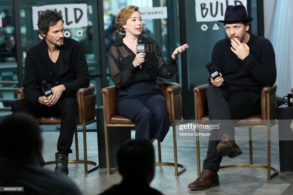 "Build Series Presents Errol Morris, Peter Sarsgaard, Molly Parker & Christian Camargo Discussing ""Wormwood"""