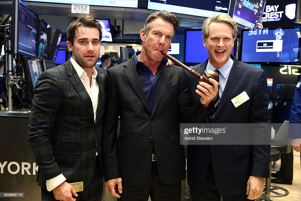 "Sony's Crackle ""The Art Of More"" Rings The New York Stock Exchange Closing Bell"