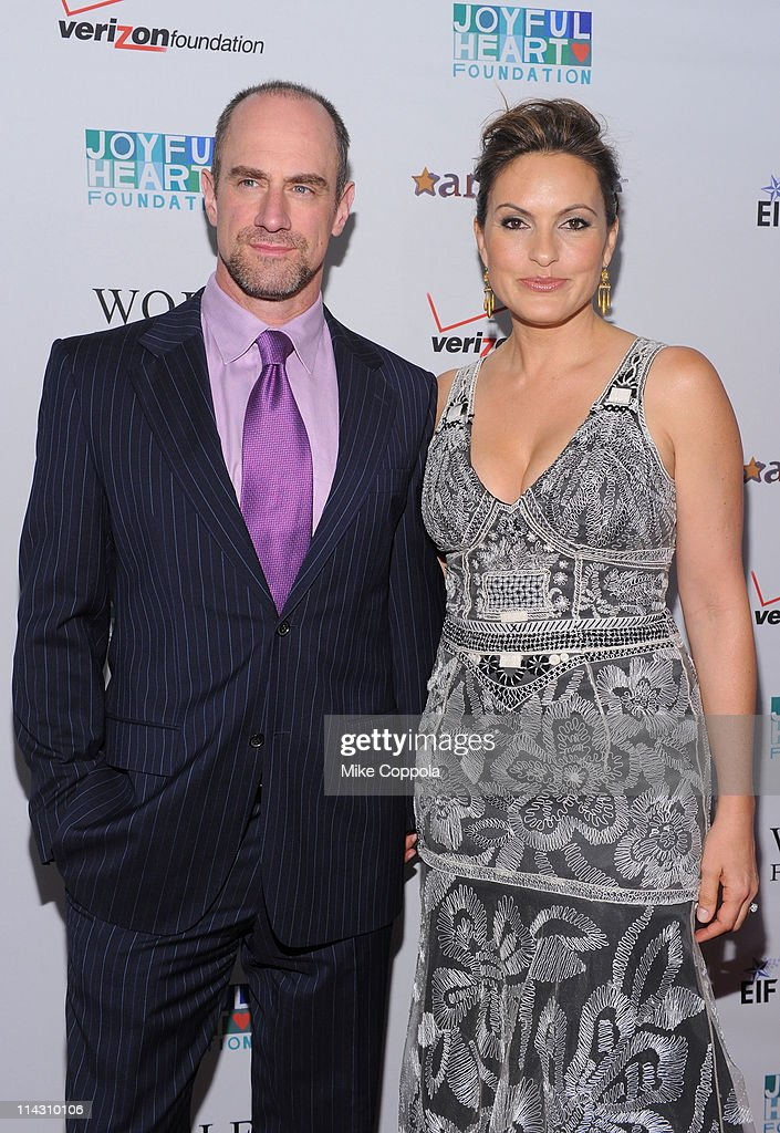 Actors Christopher Meloni and Mariska Hargitay attend the 2011 Joyful Heart Foundation Gala at The Museum of Modern Art on May 17, 2011 in New York City.