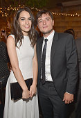 Actors Claudia Traisac and Josh Hutcherson attend the after party for the premiere of RADiUS and The Weinstein Company's 'Escobar Paradise Lost' on...