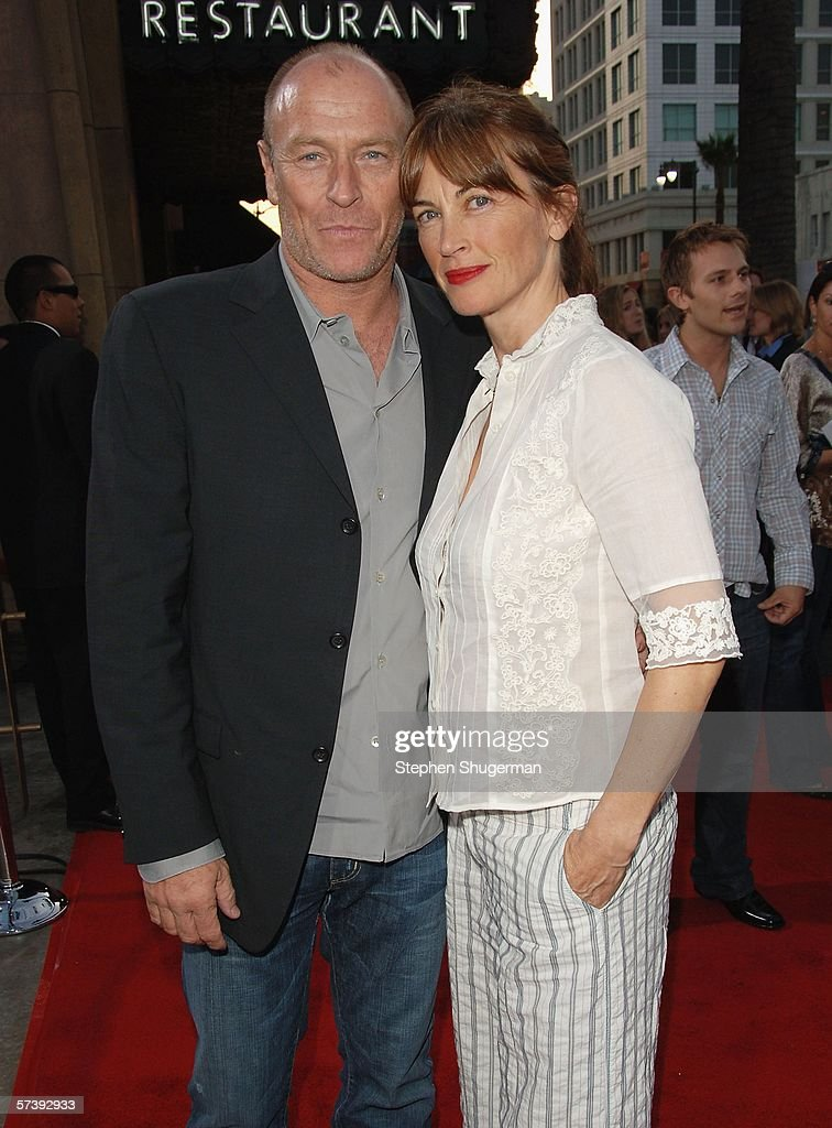 Actors Corbin Bernsen and Amanda Pays attend the premiere of TriStar Pictures' 'Silent Hill' at the Egyptian Theatre on April 20, 2006 in Hollywood, California.