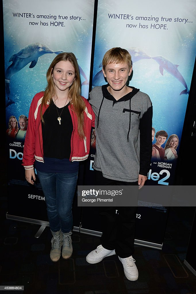 """""""Dolphin Tale 2"""" - Canadian Premiere 