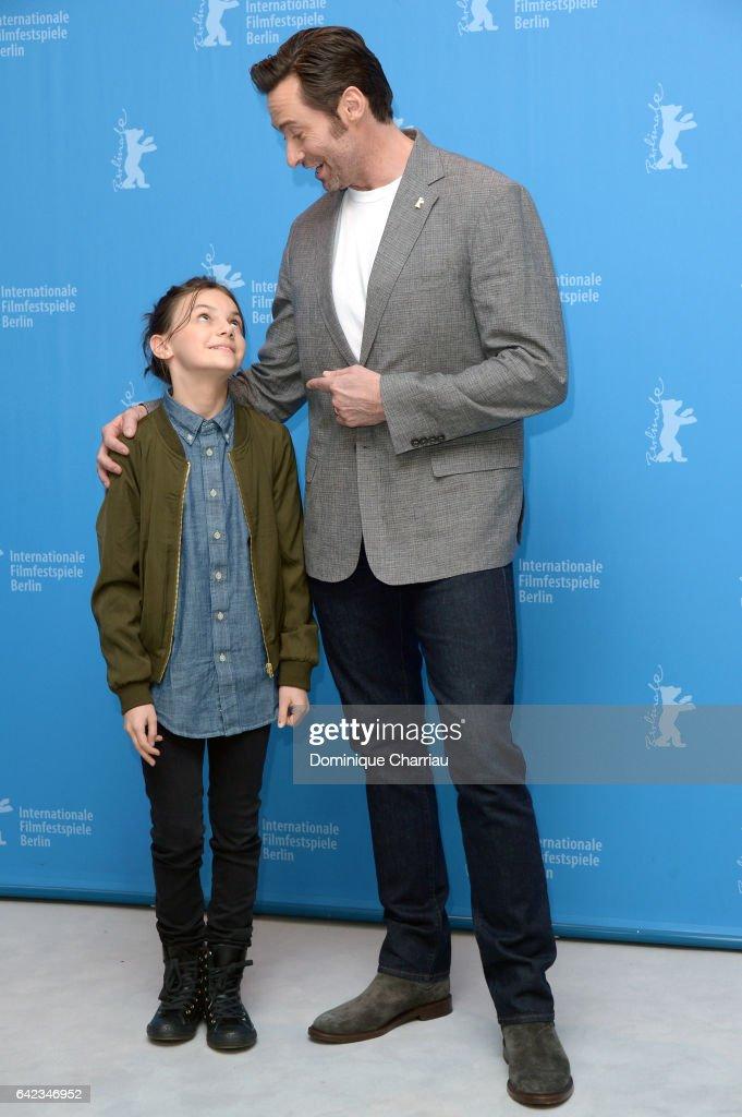 'Logan' Photo Call - 67th Berlinale International Film Festival