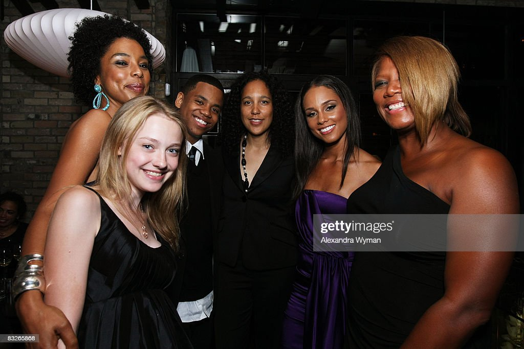 Prince-Bythewood, actor/singer Alicia Keys and actress Queen Latifah ... Queen Latifah And Alicia Keys