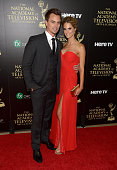 Actors Darin Brooks and Kelly Kruger attend The 41st Annual Daytime Emmy Awards at The Beverly Hilton Hotel on June 22 2014 in Beverly Hills...