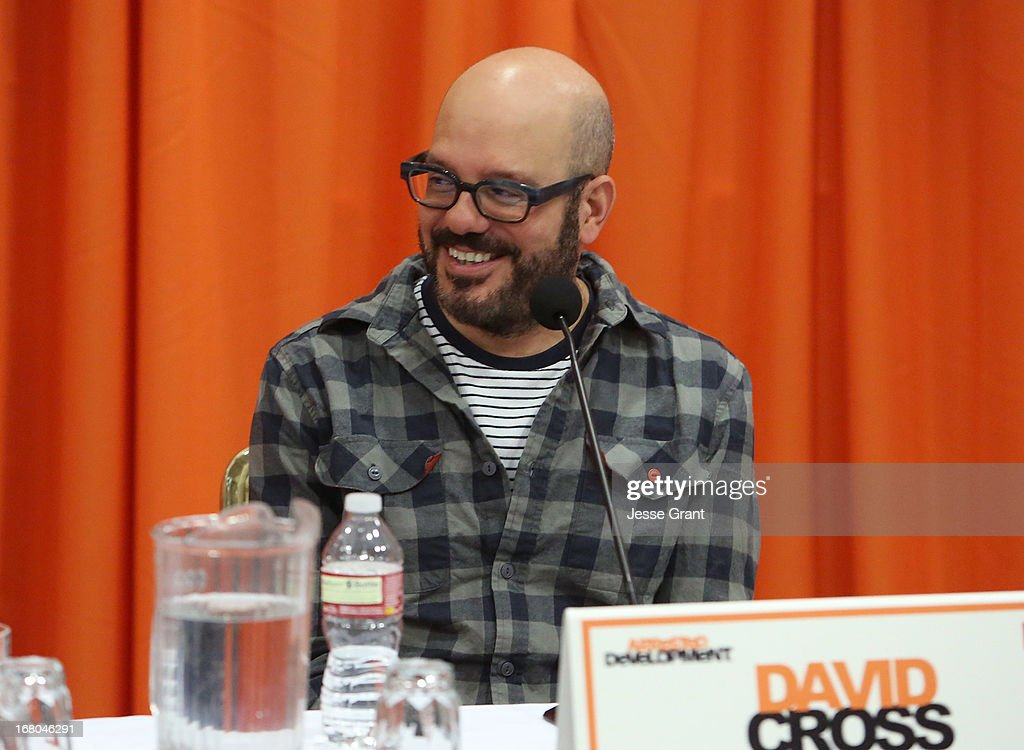 Actors David Cross attends The Netflix Original Series 'Arrested Development' Press Conference at Sheraton Universal on May 4, 2013 in Universal City, California.