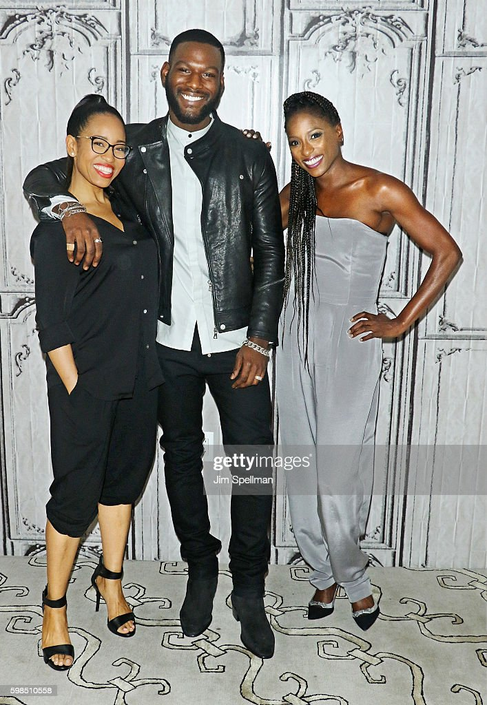 "BUILD Series Presents Rutina Wesley, Dawn-Lyen Gardner and Kofi Siriboe Discussing Their New OWN Series ""Queen Sugar"""
