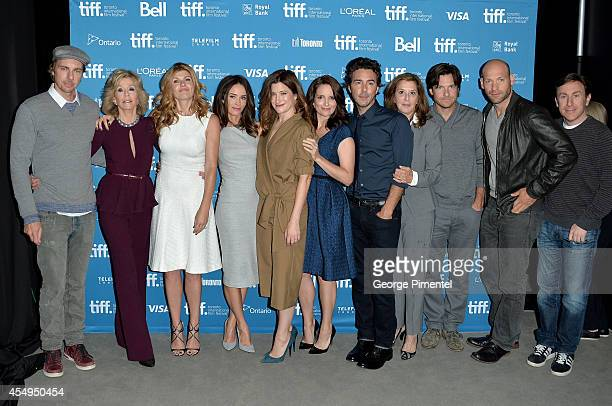 Actors Dax Shepard Jane Fonda Connie Britton Abigail Spencer Kathryn Hahn Tina Fey Director Shawn Levy producer Paula Weinstein actors Jason Bateman...