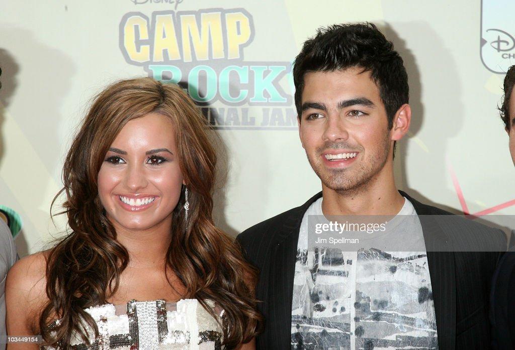 Camp Rock 2 Demi Lovato Joe Jonas