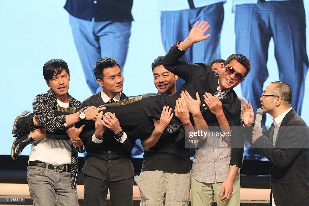 """""""Overheard 3"""" Beijing Premiere"""