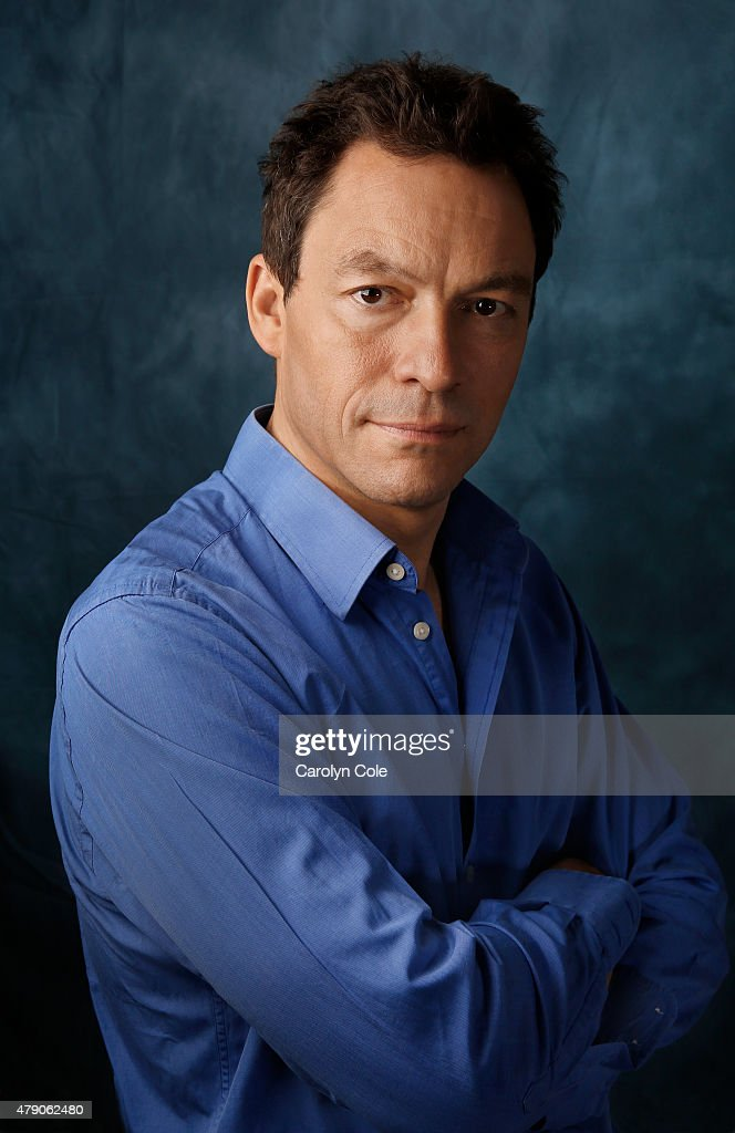 Actors <a gi-track='captionPersonalityLinkClicked' href=/galleries/search?phrase=Dominic+West&family=editorial&specificpeople=211555 ng-click='$event.stopPropagation()'>Dominic West</a>, Ruth Wilson from Showtime's 'The Affair' are photographed for Los Angeles Times on May 5, 2015 in New York City. PUBLISHED IMAGE.