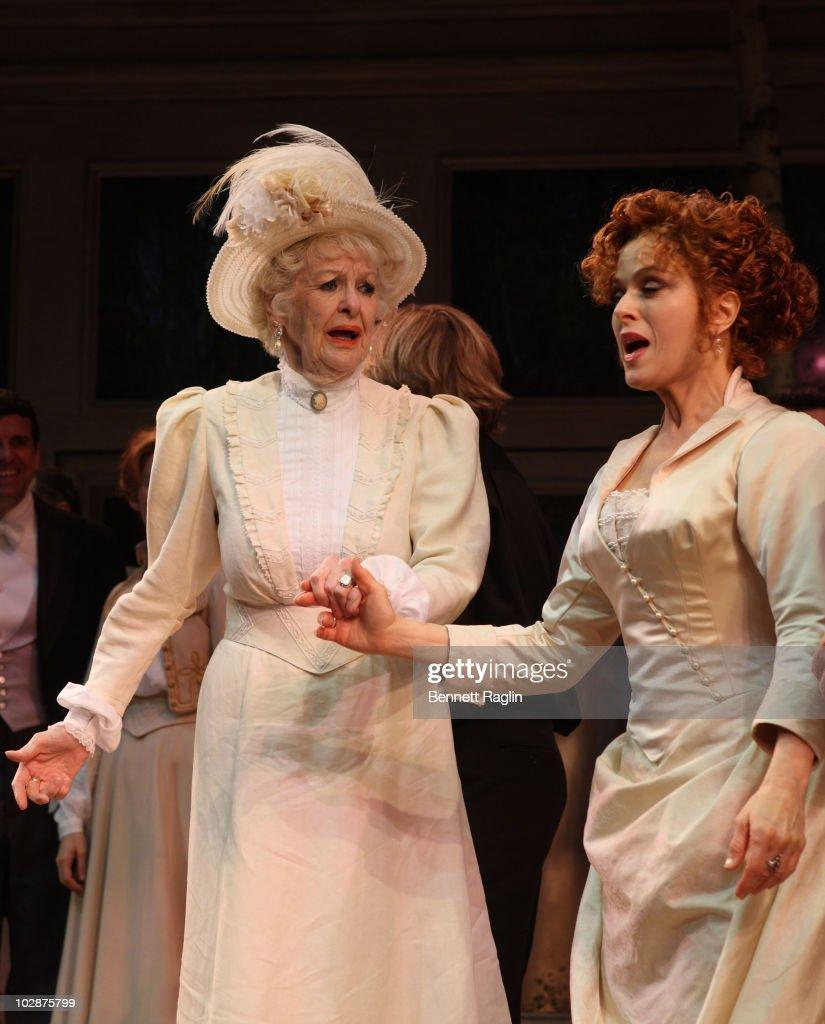 "Bernadette Peters & Elaine Stritch Join The Cast Of ""A Little Night Music"""