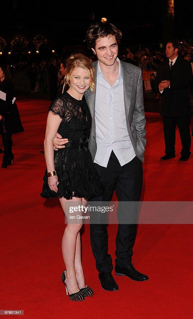 Remember Me: UK Film Premiere Outside Arrivals