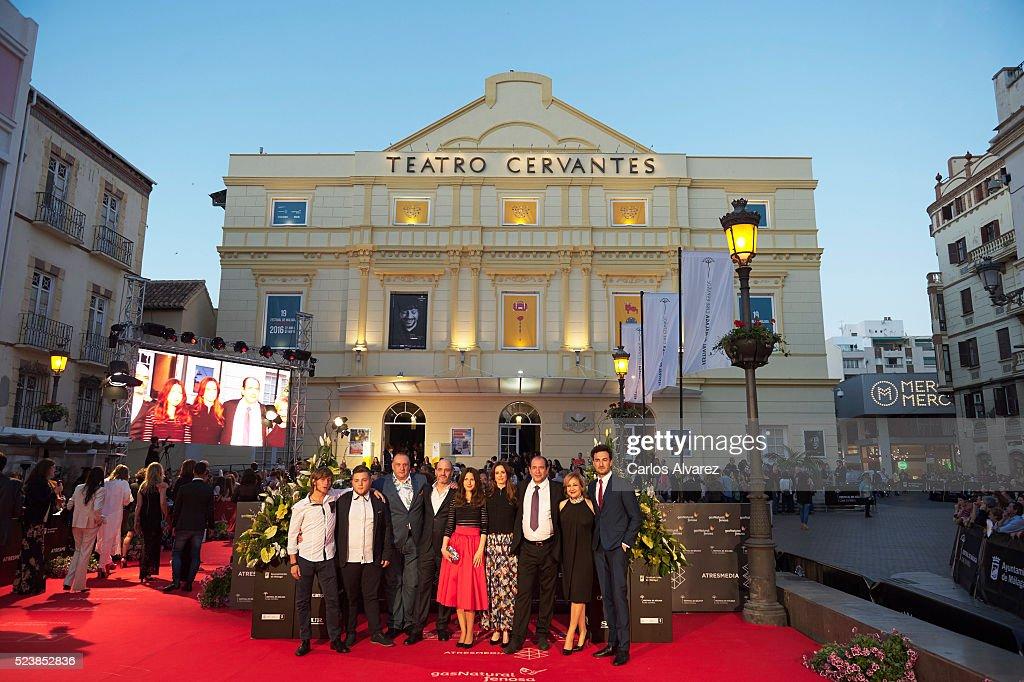 Malaga Film Festival 2016 - Day 3