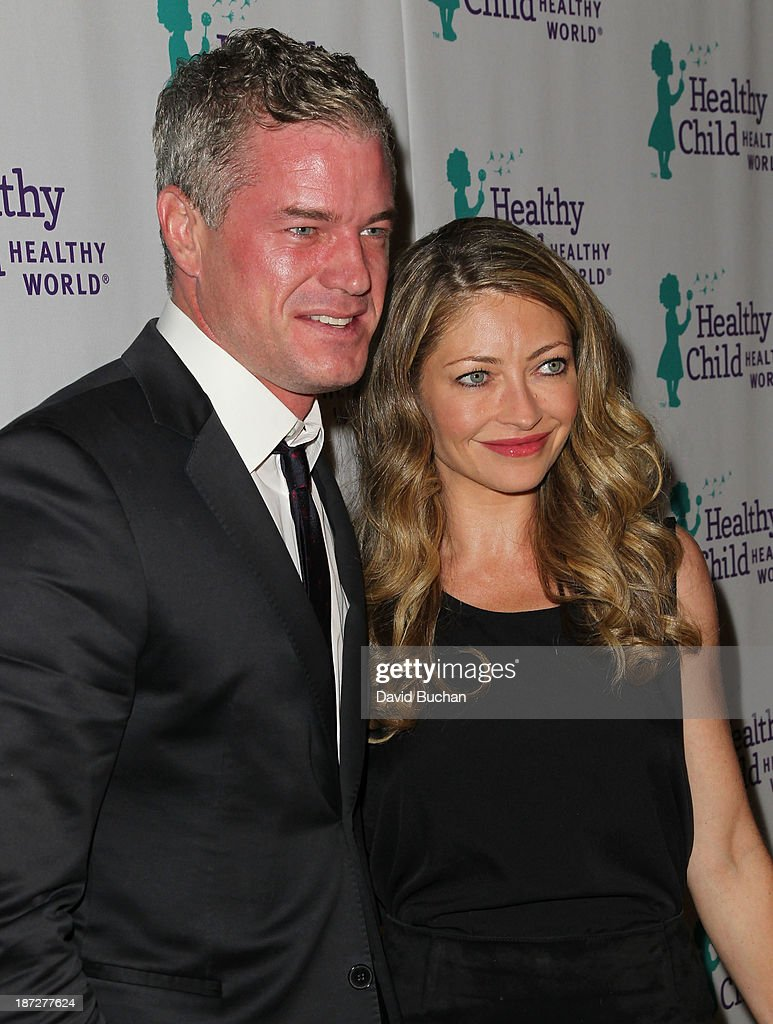 Actors <a gi-track='captionPersonalityLinkClicked' href=/galleries/search?phrase=Eric+Dane&family=editorial&specificpeople=707708 ng-click='$event.stopPropagation()'>Eric Dane</a> (L) and <a gi-track='captionPersonalityLinkClicked' href=/galleries/search?phrase=Rebecca+Gayheart&family=editorial&specificpeople=204784 ng-click='$event.stopPropagation()'>Rebecca Gayheart</a> attends the Mom On A Mission's 5th Annual Awards & Gala on November 6, 2013 in Pacific Palisades, California.