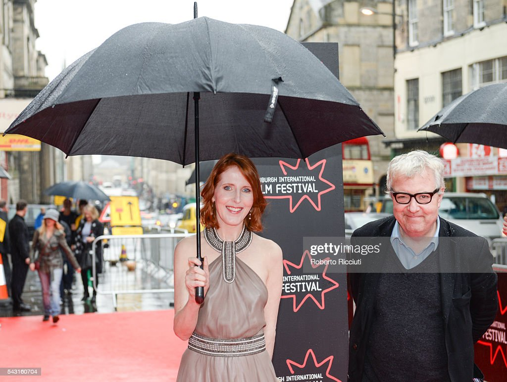 Actors Fenella Woolgar and John Sessions attend the EIFF Closing Night Gala and World Premiere of 'Whisky Galore!' during the 70th Edinburgh International Film Festival at Festival Theatre on June 26, 2016 in Edinburgh, United Kingdom.