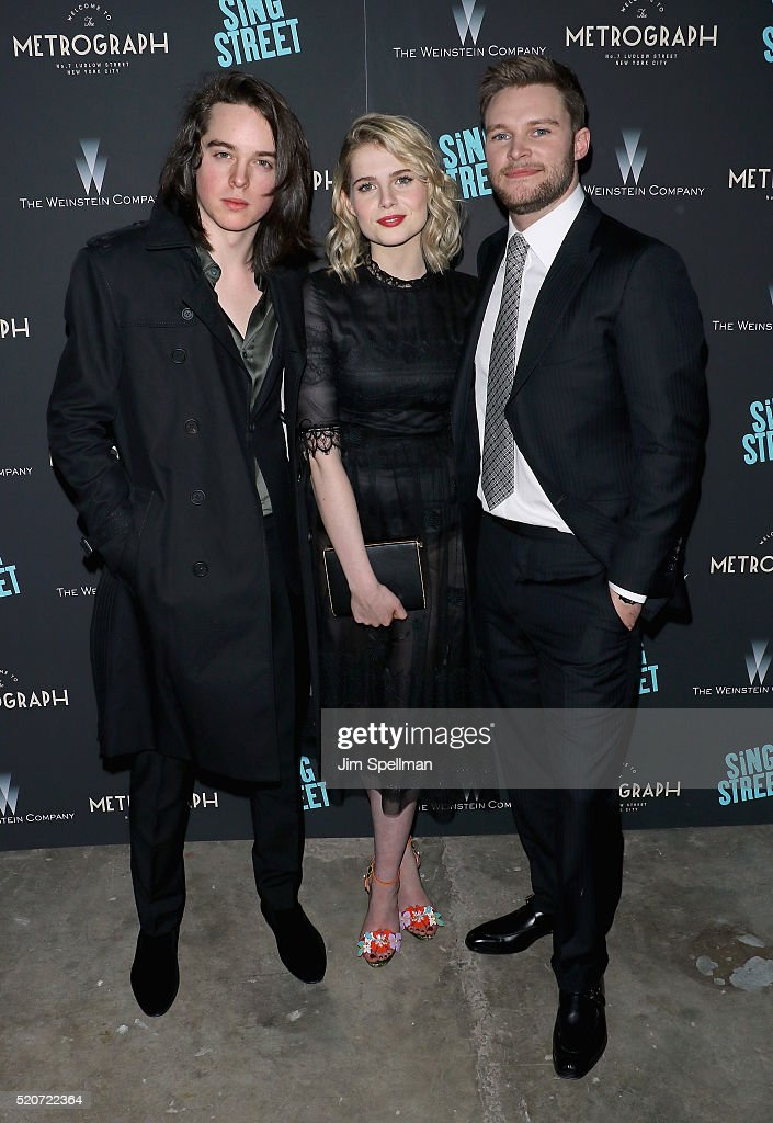 """The Weinstein Company Hosts The Premiere Of """"Sing Street"""" - Arrivals"""
