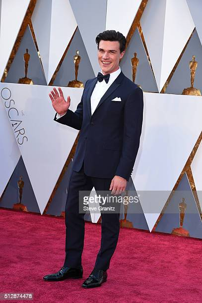 Actors Finn Wittrock attends the 88th Annual Academy Awards at Hollywood Highland Center on February 28 2016 in Hollywood California