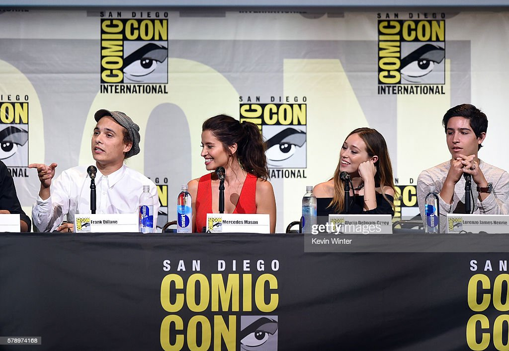 "Comic-Con International 2016 - AMC's ""Fear The Walking Dead"" Panel"