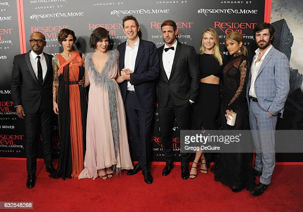 Ruby Rose Joins Milla Jovovich Family At Resident Evil: Ruby Rose Pictures And Photos