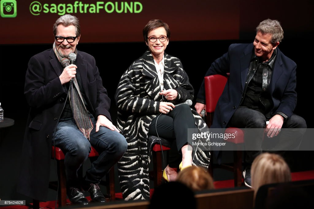 "SAG-AFTRA Foundation Conversations ""Darkest Hour"""