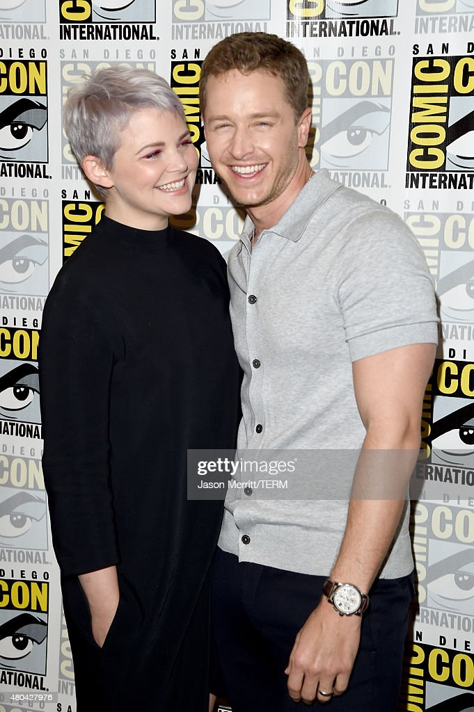 """Comic-Con International 2015 - """"Once Upon A Time"""" Press Room"""