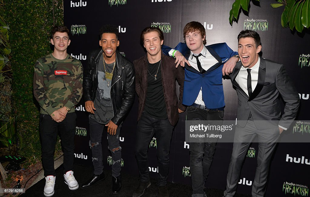 "Premiere Of Hulu's ""Freakish"" - Arrivals"