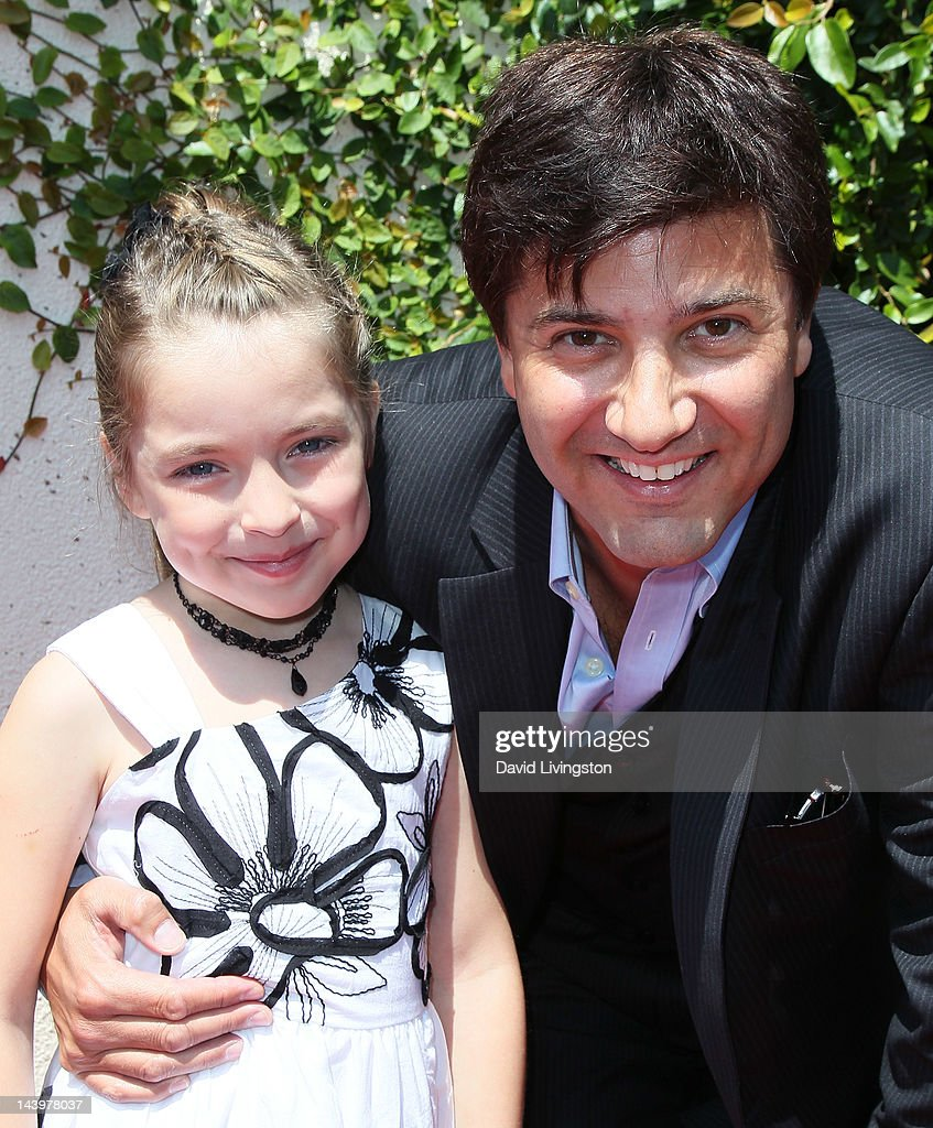 Actors Hope Laubach (L) and Ethan Flower attend the 33rd Young Artist Awards at the Sportmen's Lodge on May 6, 2012 in Studio City, California.