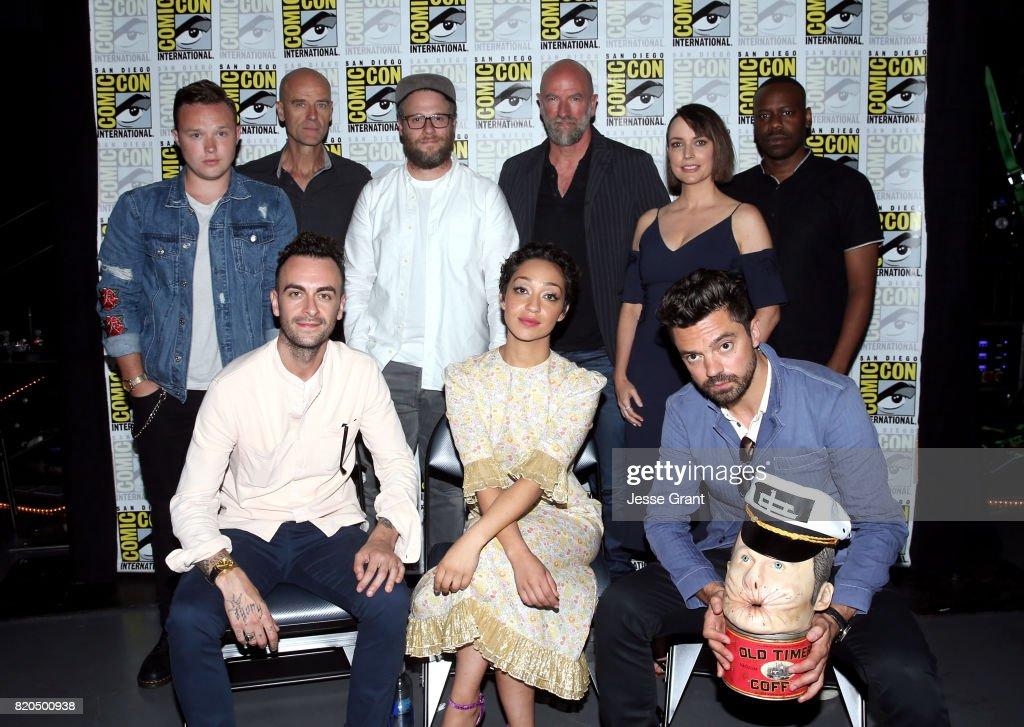 AMC At Comic Con 2017 - Day 2