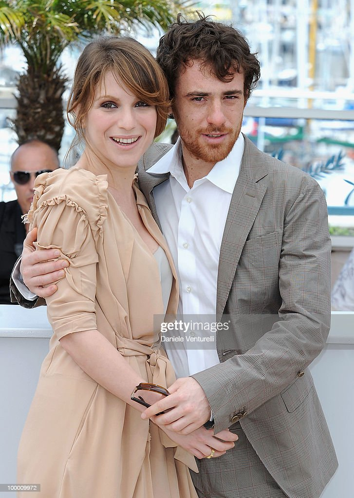 Actors Isabella Ragonese and Elio Germano attend the 'Our Life' Photo Call held at the Palais des Festivals during the 63rd Annual International Cannes Film Festival on May 20, 2010 in Cannes, France.