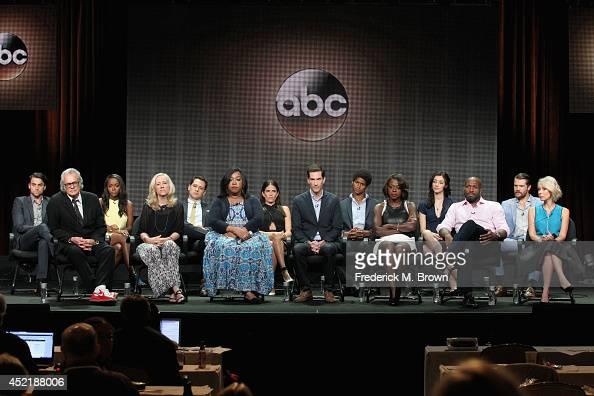 Actors Jack Falahee Aja Naomi King Matt McGorry Karla Souza Alfred Enoch Katie Findley Charlie Weber Director/Executive Producer Bill D'Elia...