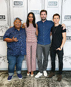 Build Presents Tom Holland, Laura Harrier, Jacob...