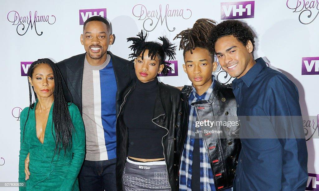 "VH1's ""Dear Mama"" Taping"