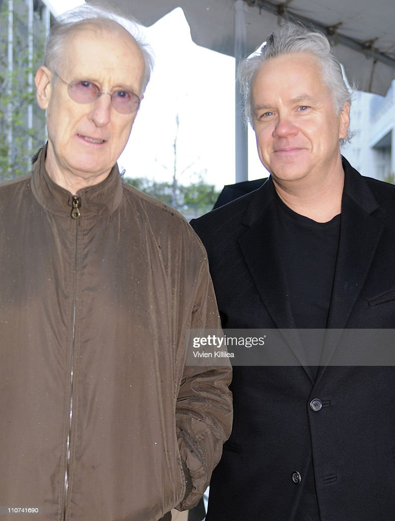 Actors <a gi-track='captionPersonalityLinkClicked' href=/galleries/search?phrase=James+Cromwell&family=editorial&specificpeople=211295 ng-click='$event.stopPropagation()'>James Cromwell</a> and <a gi-track='captionPersonalityLinkClicked' href=/galleries/search?phrase=Tim+Robbins&family=editorial&specificpeople=182439 ng-click='$event.stopPropagation()'>Tim Robbins</a> attend the Downtown Los Angeles Rally In Opposition Of HR1 With Mayor Antonio Villaraigosa at Edward Roybal Federal Plaza on March 23, 2011 in Los Angeles, California.
