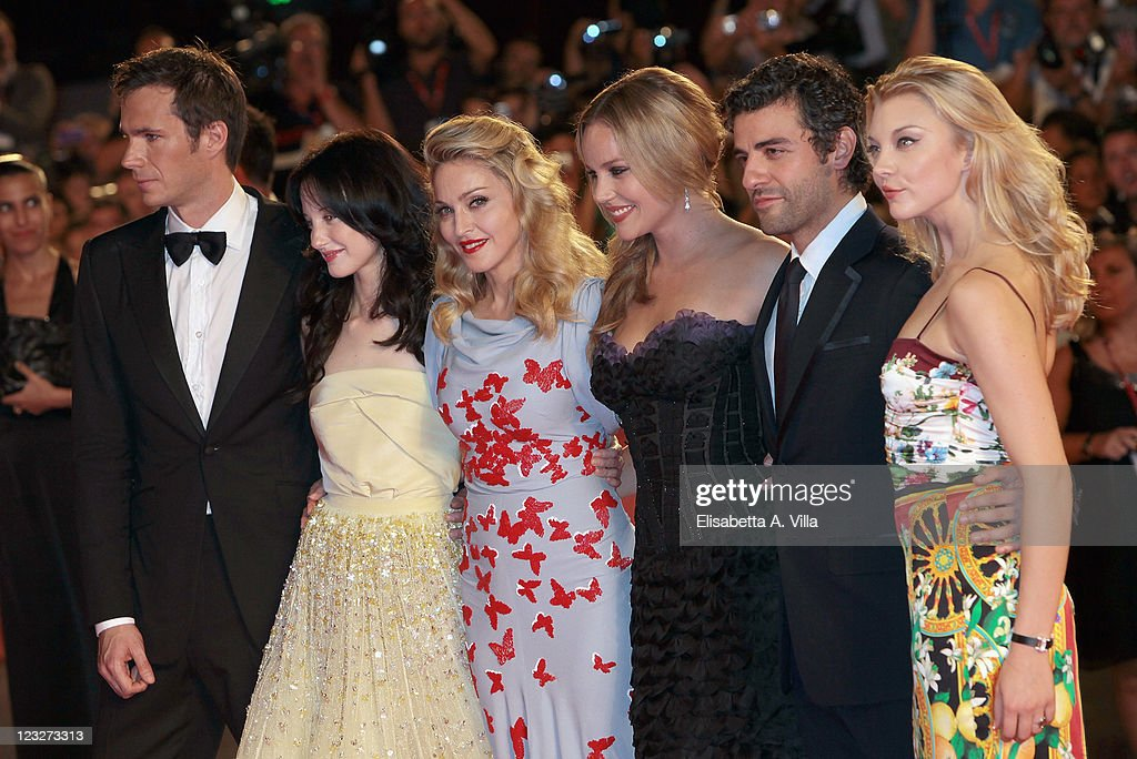 """The 68th Venice International Film Festival - """"W.E."""" Premiere"""