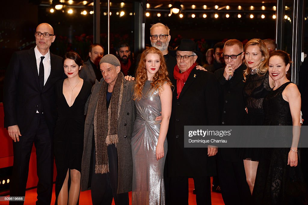 'Boris without Beatrice' Premiere - 66th Berlinale International Film Festival