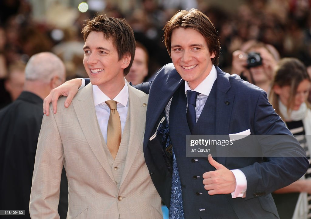 Harry Potter And The Deathly Hallows - Part 2 - World Premiere