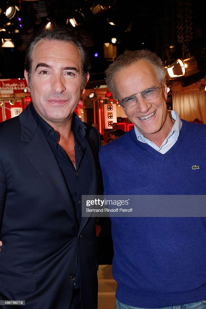 Best of entertainment getty images for Dujardin christophe
