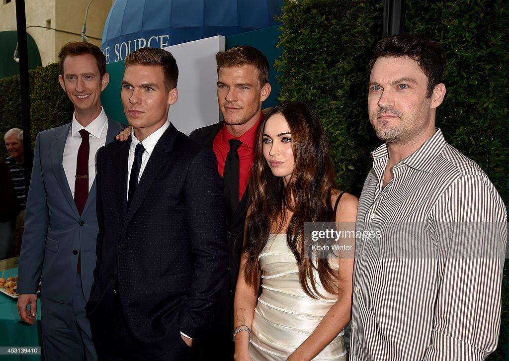 "Premiere Of Paramount Pictures' ""Teenage Mutant Ninja ..."