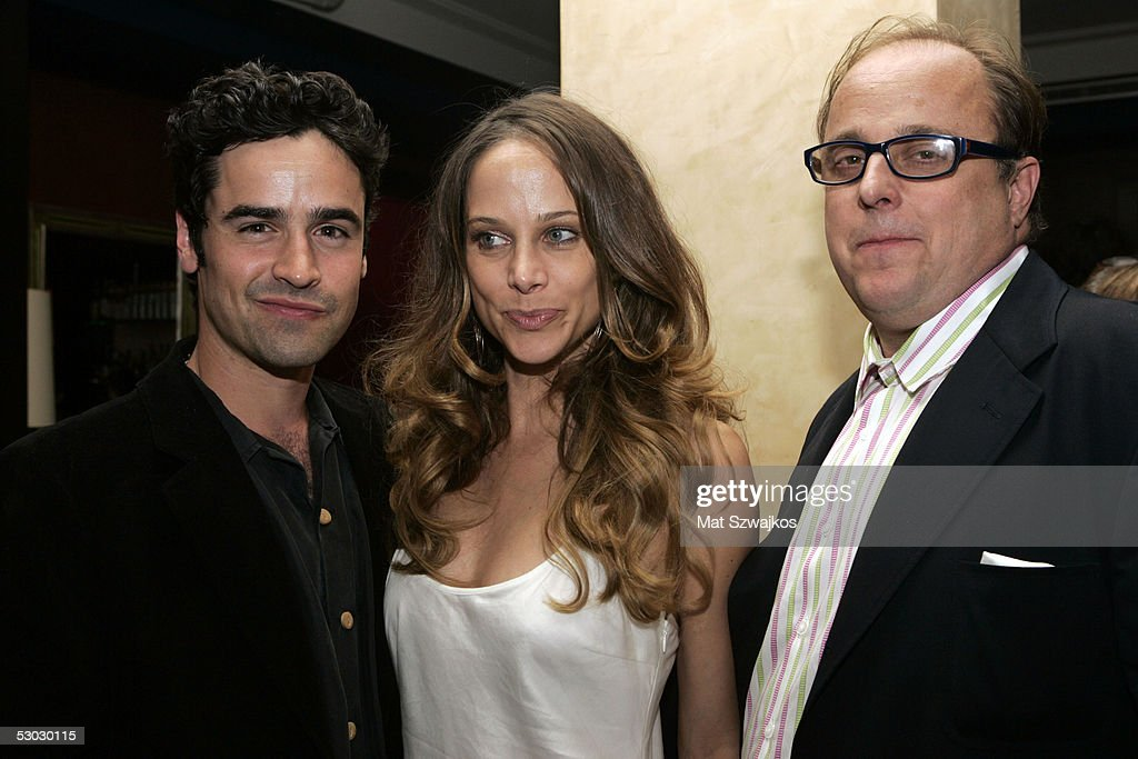 Actors Jesse Bradford, Susan Malick and producer Richard Hawley attend the after party for the premiere of Sony Pictures Classics' 'Heights' at Fredrick's June 6, 2005 in New York City.