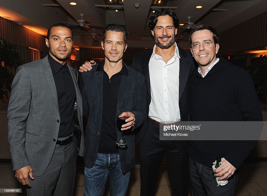 Audi And GQ Men Of The Year Dinner For Timothy Olyphant