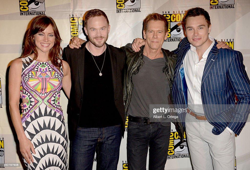 "FOX's ""The Following"" Panel - Comic-Con International 2014"