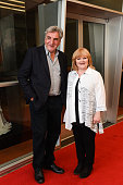 Actors Jim Carter and Lesley Nicol attend the 'Downton Abbey' For Your Consideration event and reception at the Linwood Dunn Theater at the Pickford...