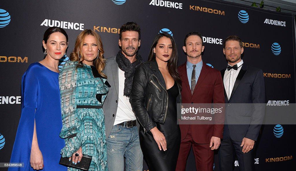 "Premiere Screening For DirecTV's ""Kingdom"" - Arrivals"