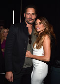 """Actors Joe Manganiello and Sofia Vergara attend Warner Bros Pictures Invites You to """"The Big Picture"""" an Exclusive Presentation Highlighting the..."""