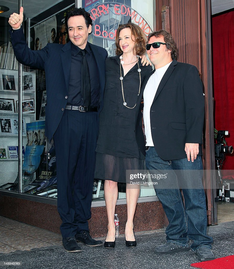 John Cusack Honored On The Hollywood Walk Of Fame | Getty ...  Cusack
