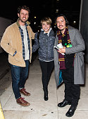 Celebrity Sightings in Philadelphia - November 18, 2018