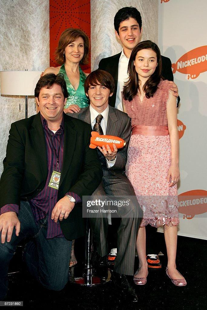 19th Annual Kid??s Choice Awards - Press Room | Getty Images Josh Peck And Miranda Cosgrove