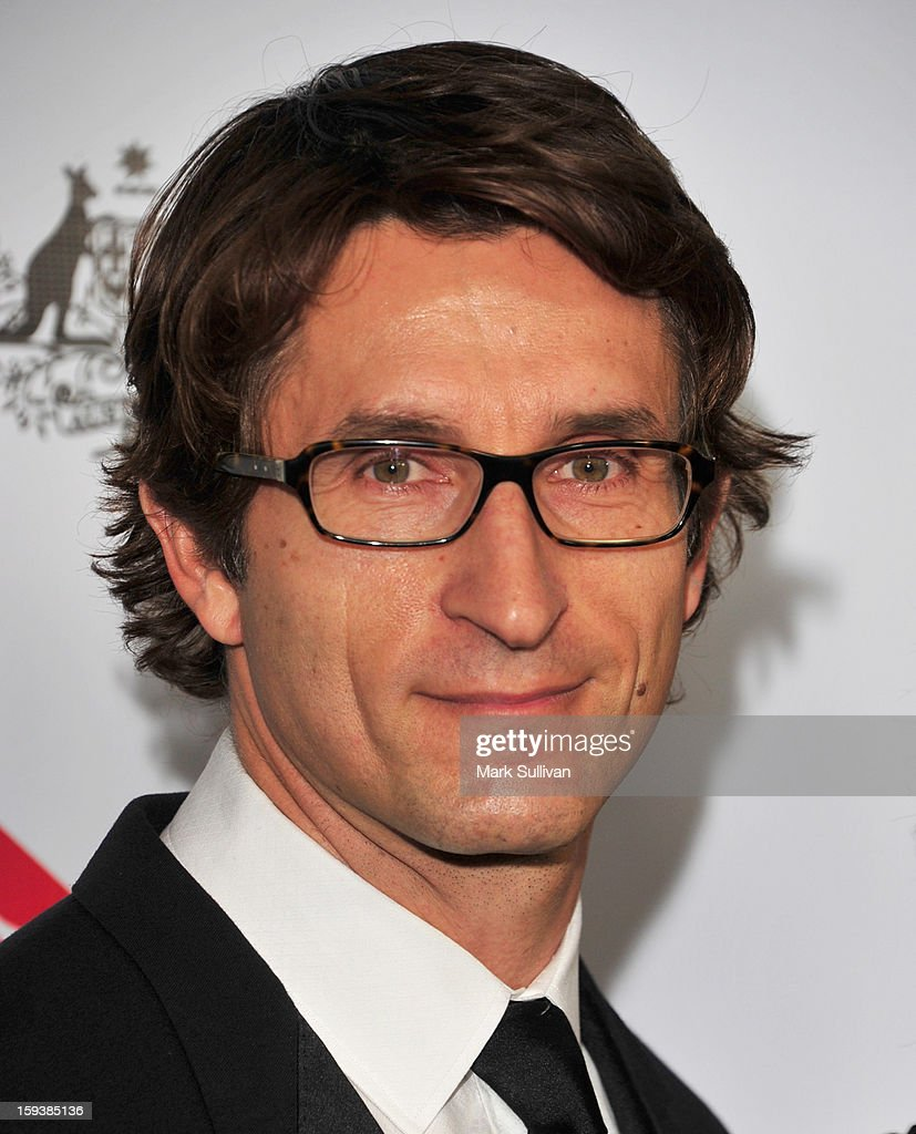 Actors Jonathan LaPaglia arrives for the G'Day USA Black Tie Gala held at at the JW Marriot at LA Live on January 12, 2013 in Los Angeles, California.