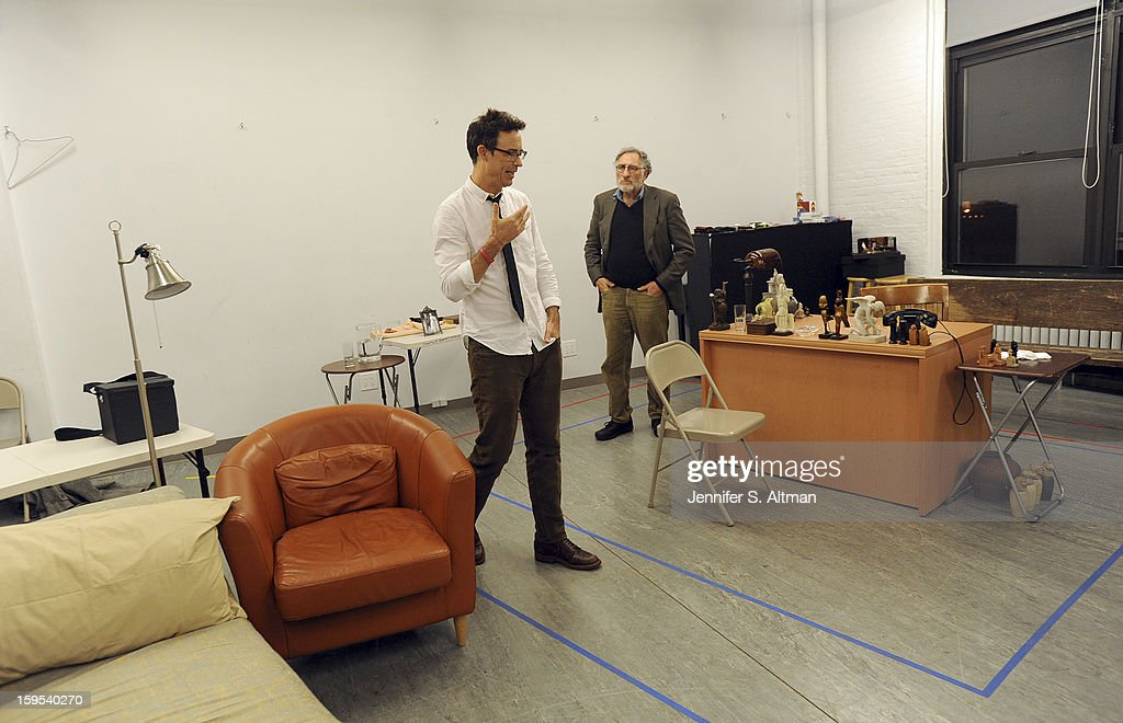 Judd Hirsch and Tom Cavanagh, Los Angeles Times, January 5, 2013